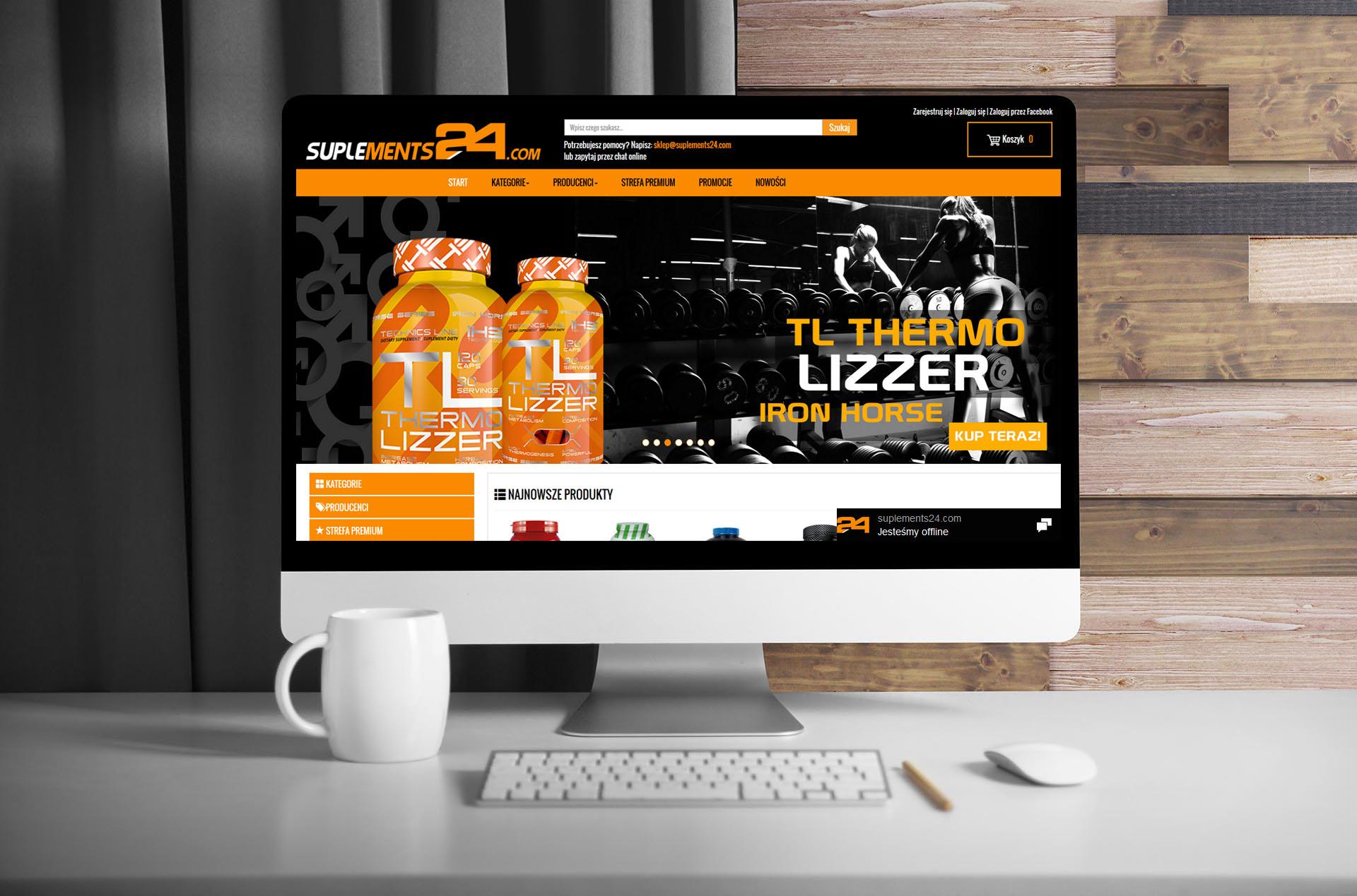 strony www dla firm katowice