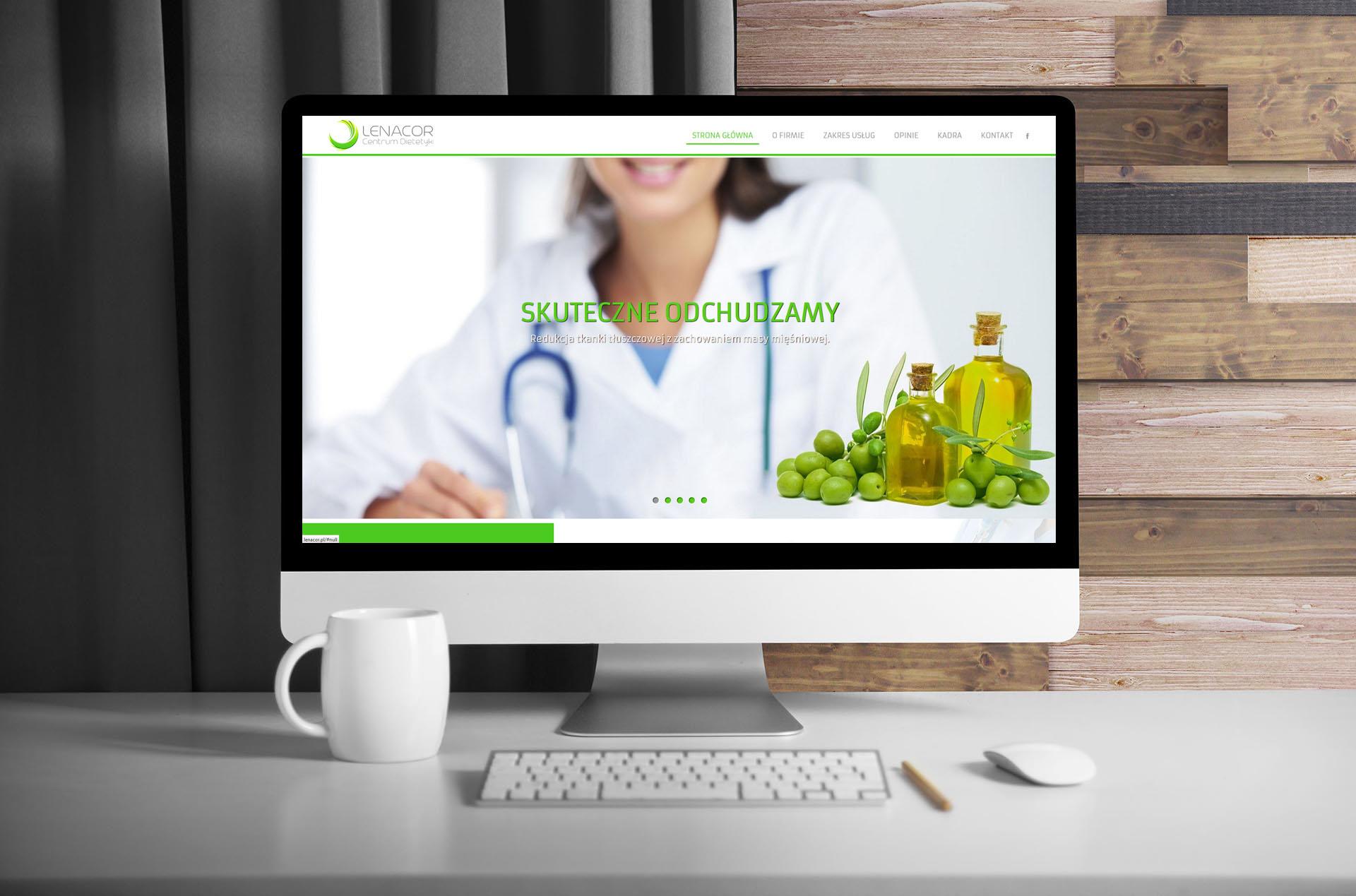 strony www sosnowiec