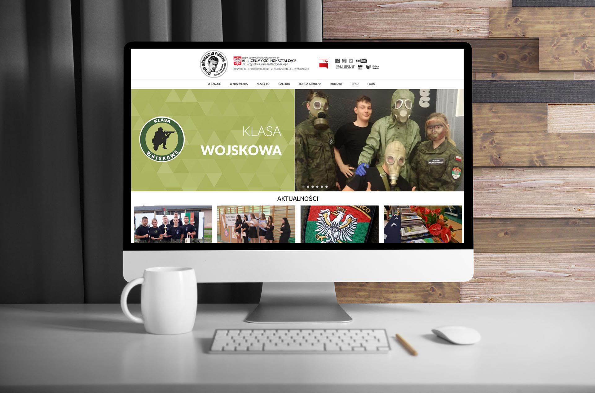 Strony www Wordpres Chorzów