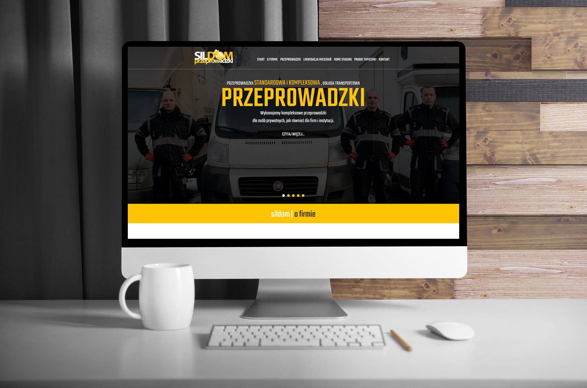 tworzenie stron www katowice